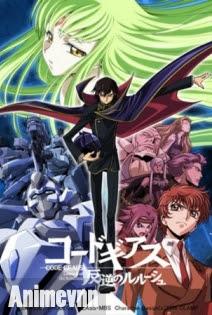 Code Geass: Hangyaku No Lelouch R1 -  2006 Poster
