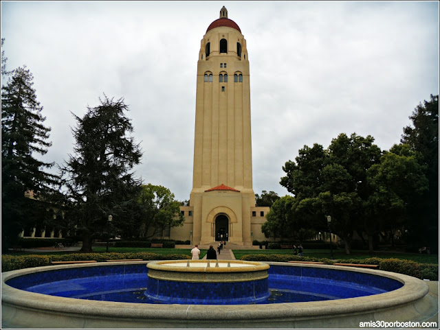 Hoover Tower, Universidad de Stanford