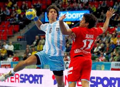 Dos amistosos Argentina-Chile en diciembre | Mundo Handball