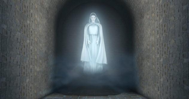 Φαντάσματα, δαίμονες, βρυκόλακες, Αρχαία Ελλάδα
