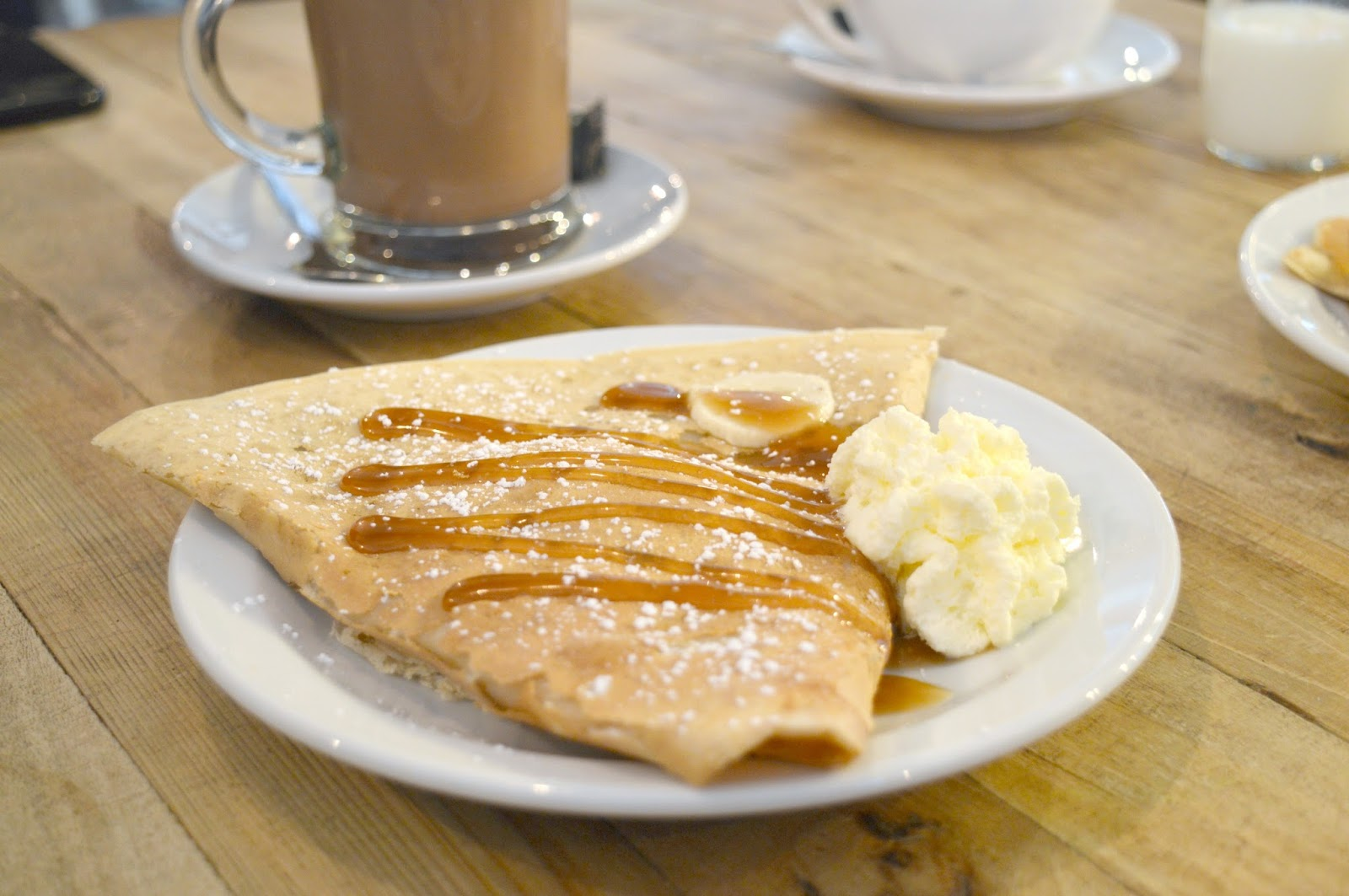 Monsieur Crepe Cafe, Heaton