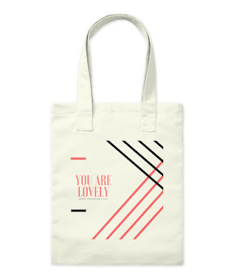 You Are Lovely - Tote Bag