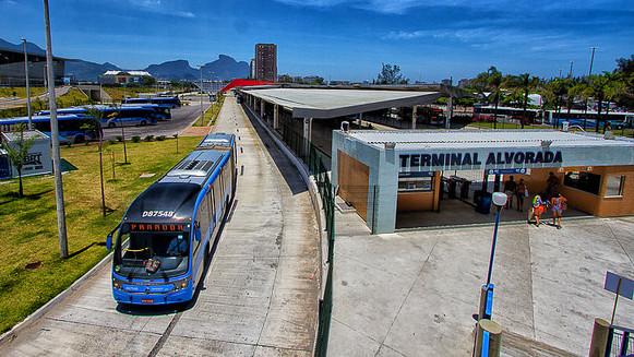 Linhas Madureira e Sulacap voltam a ser Expressas na Avenida das Américas