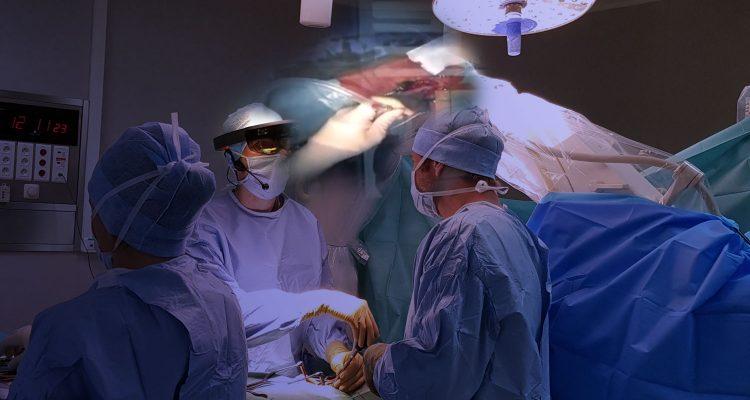 HoloLens-chirurgia