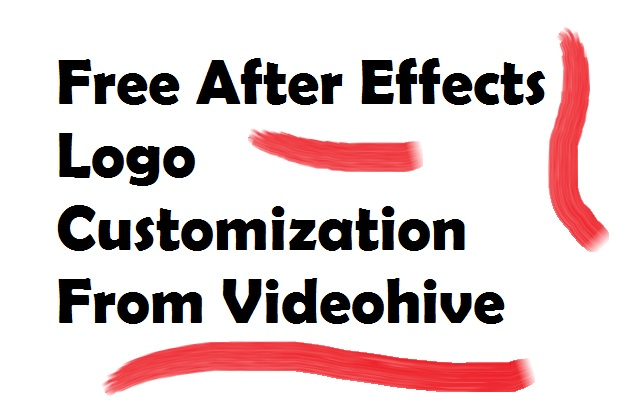 Free After Effects Logo Videohive