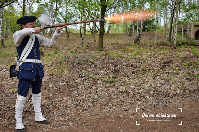 Obrona Wisłoujścia 1734 rok