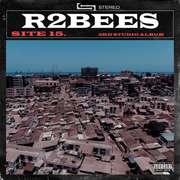 MUSIC:R2BEES FT BURNS BOY-MY BABY