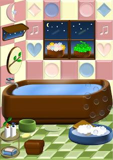 綺麗なお風呂のイメージ画像
