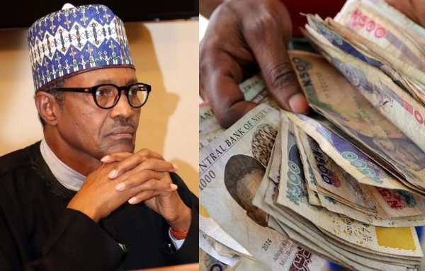 Nigerian's wealth is controlled by Few people in 5 states - President Buhari