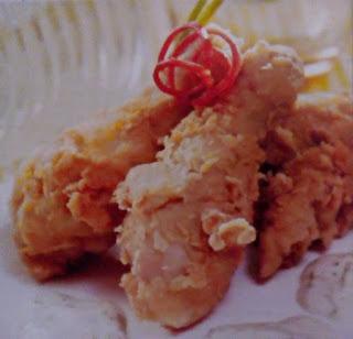 Gambar  Resep Ayam Goreng Tepung Renyah
