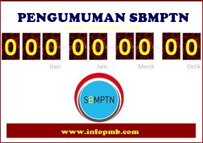 Pada kesempatan ini admin akan memperlihatkan gosip wacana Pengumuman SBMPTN 2019/2020 (pengumuman.sbmptn.ac.id 2019)