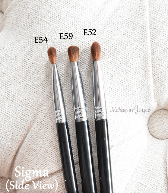 Sigma E52 Soft Focus Shader E59 Wide Shader Brush Review