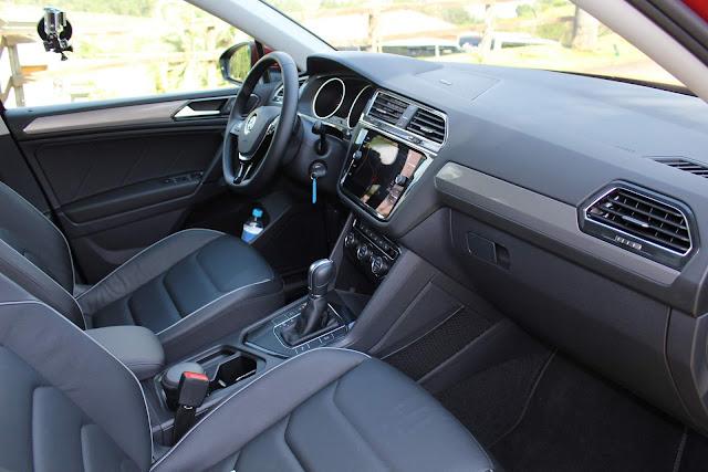 VW Tiguan 2019 250 TSI Comfortline Flex