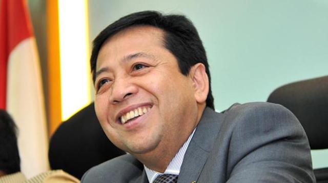 Setya Novanto Terpilih Sebagai Ketua Umum Golkar Yang Baru, Inilah Profile Lengkapnya