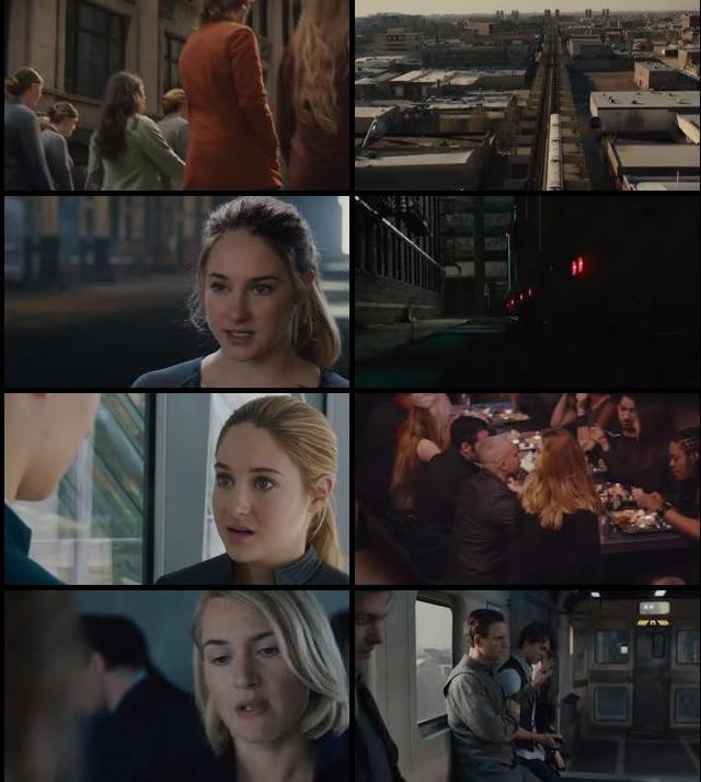 Divergent 2014 Dual Audio Hindi 480p BluRay
