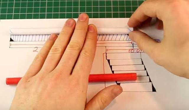Cách làm súng lục bằng giấy bắn được nhiều đạn