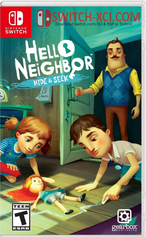 Hello Neighbor + Hide and Seek Switch XCI NSP - Switch-xci com