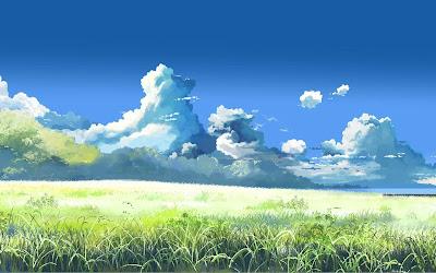 Un paesaggio di Oltre le nuvole, il luogo promessoci