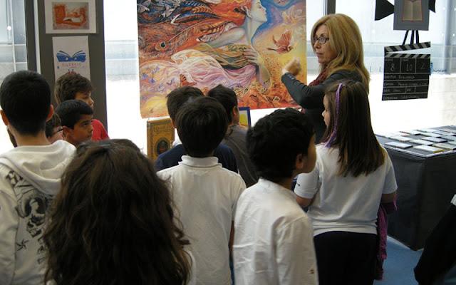 La-biblioteca-de-Illescas-volvera-promocionar-la-lectura- IMAGEN COMUNICACION ILLESCAS