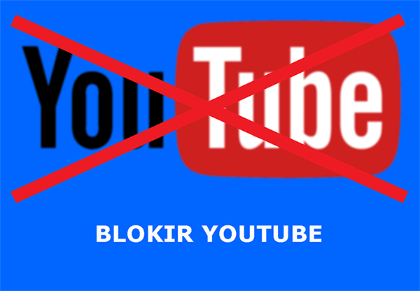 Cara Blokir Youtube di Windows