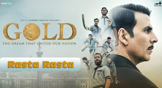 Rasta Rasta Lyrics from Gold ft. Akshay Kumar