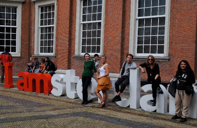 Documentação para intercâmbio em Amsterdã