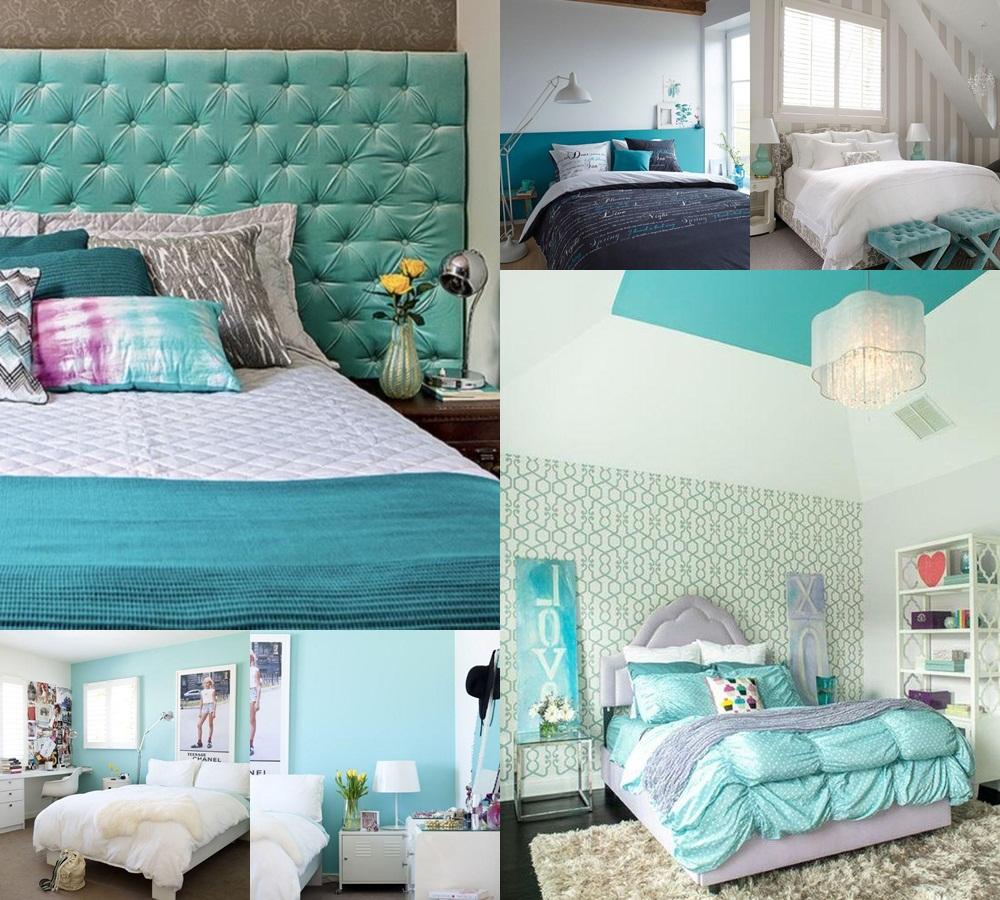 quartos azul turquesa tiffany : Quarto Azul Turquesa - Juro de P?s Juntos