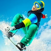 Snowboard Party: Aspen V1.2.3 Apk+Data Mod [Money] Update Terbaru 2019