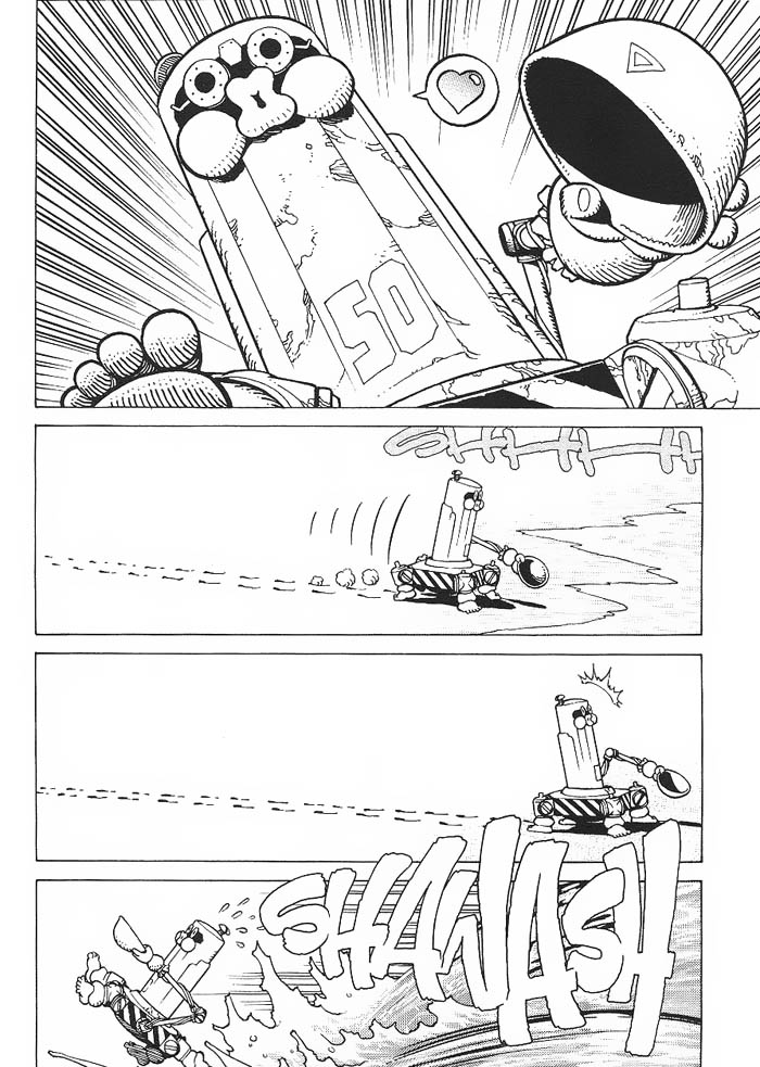 Battle Angel Alita chapter 35.5 trang 13