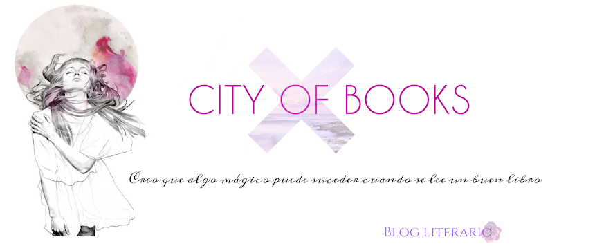 City of books.