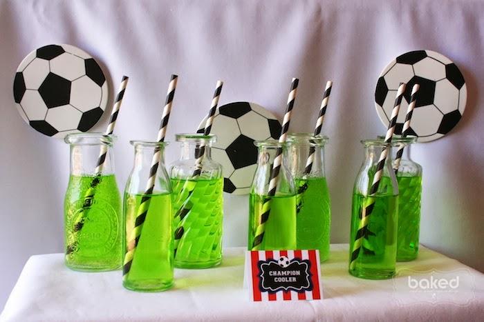 Ideias Para Festa Tema Futebol Montando Minha Festa