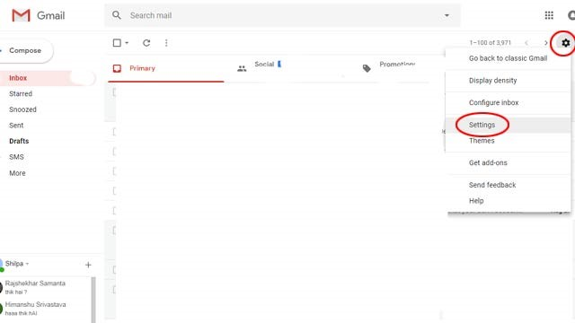 Presently without the web, you can utilize Gmail, figure out how?