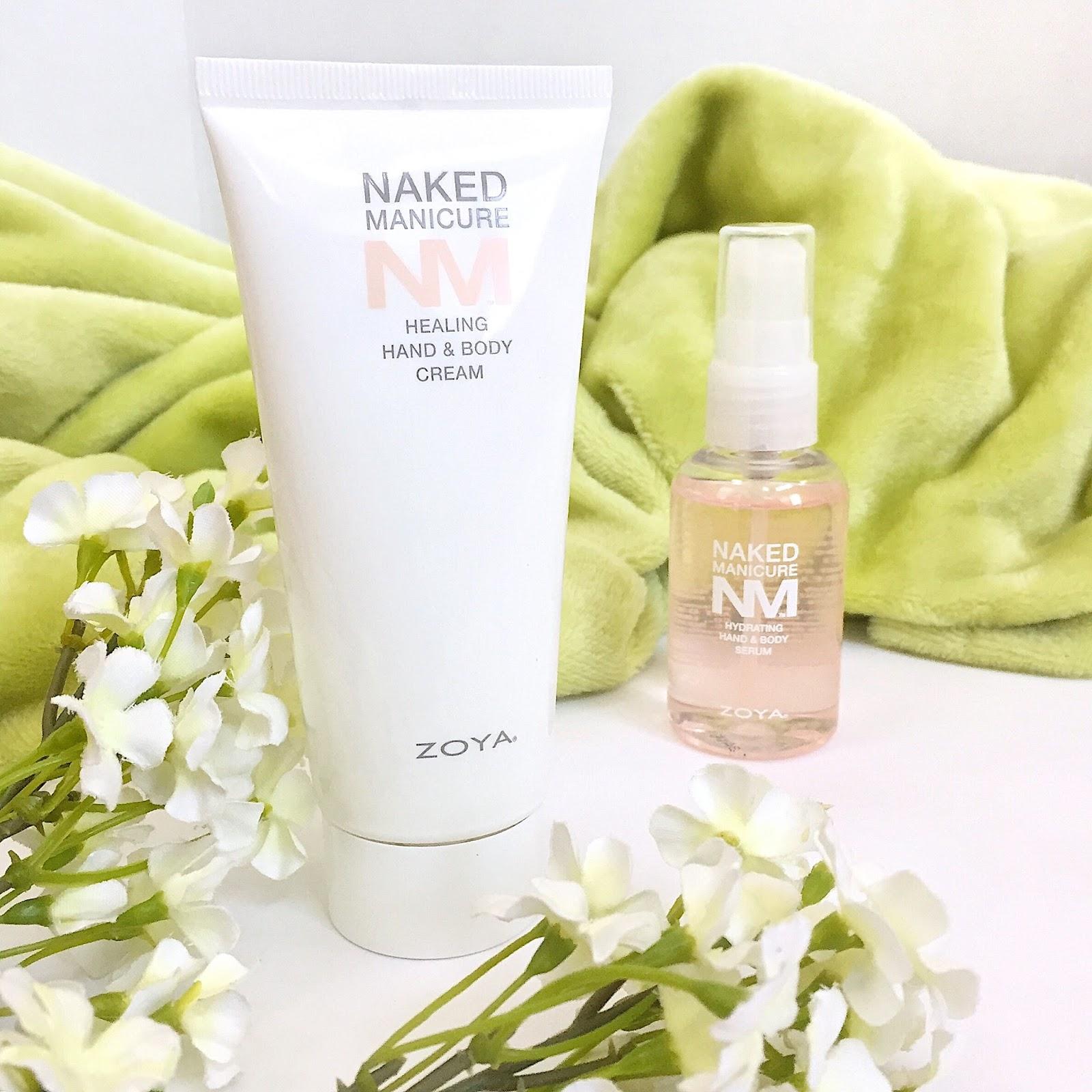 Zoya Naked Manicure Hand & Body Cream