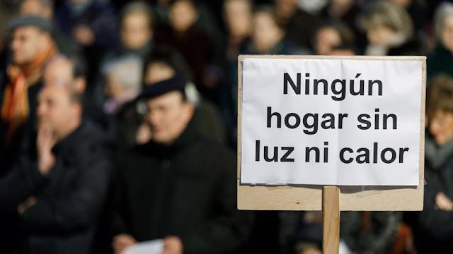 España tiene 12,3 millones de ciudadanos en riesgo de pobreza o exclusión social