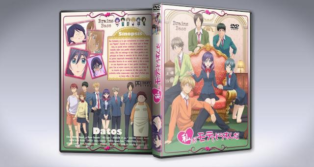 Watashi ga Motete Dousunda   Cover DVD  