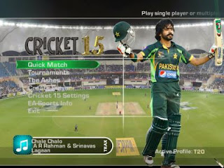 Download EA Sports Cricket 2015 Game For PC