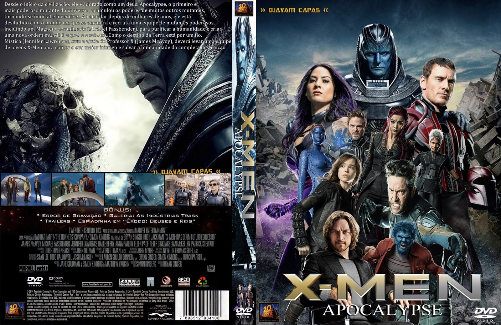 Download X-Men Apocalipse DVD-R Oficial Download X-Men Apocalipse DVD-R Oficial X Men 2BApocalipse 2B  2BXANDAODOWNLOAD