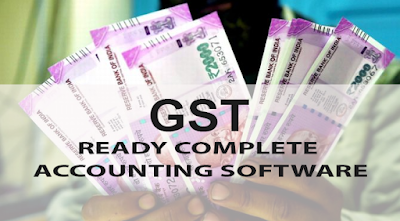 GST Ready Complete Accounting Software by SODTECH