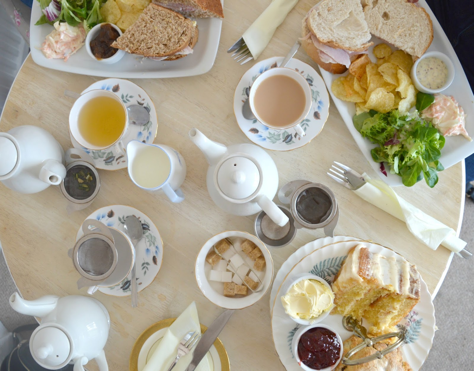 Tealicious, Durham - Ladies that High Tea