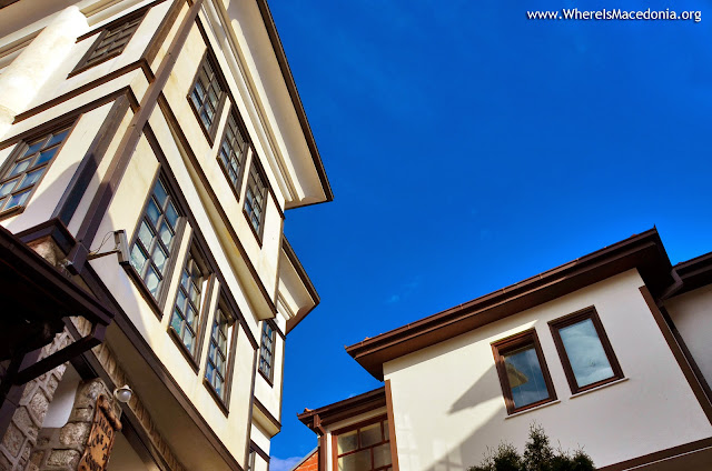 Architecture - Ohrid, Macedonia