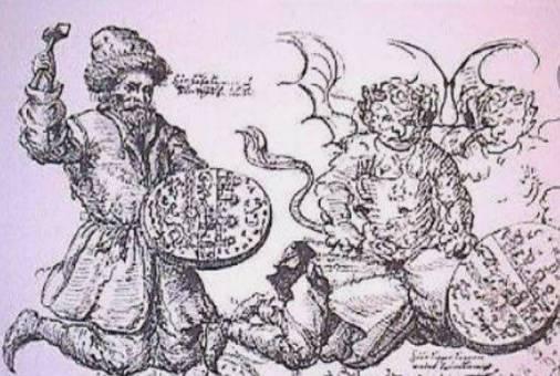 Quiewe Baarsen - kisah tragis para penyihir pria