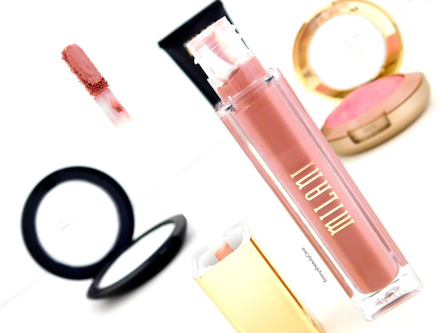 Milani Amore Matte Lip Cream Adorable Review
