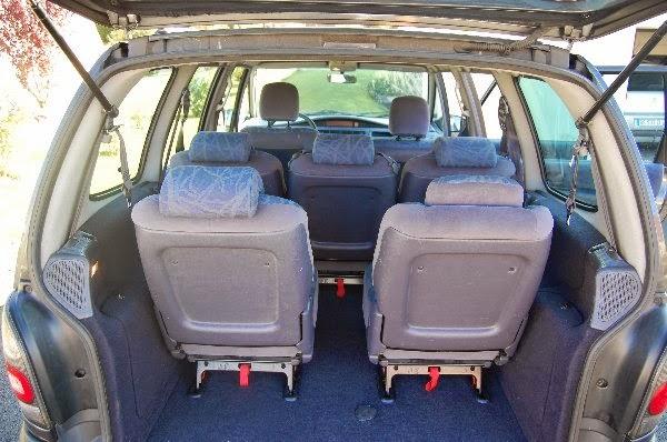 fast and best car renault espace 3. Black Bedroom Furniture Sets. Home Design Ideas