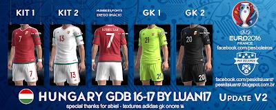 Hungary Adidas [2016-17] [Update v2]