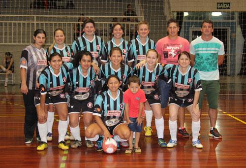 2ea10b56f Após estrear com vitória na Copa Farroupilha de Futsal Feminino