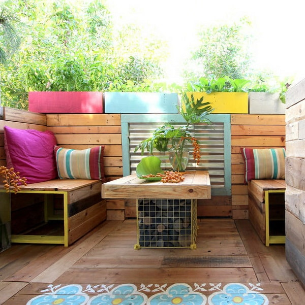The Best Ideas Of Rustic Terraces 8