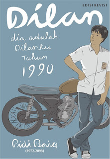 Download Kumpulan E-Book DILAN DILAN 1-2-3 1990 PIDI BAIQ Gratis