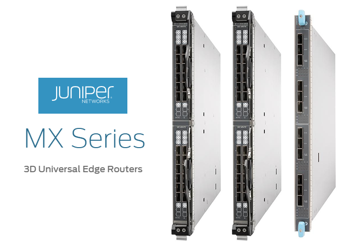 Juniper Brings 3X Boost and New Automation to MX Edge