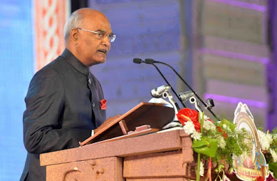 President Inaugurates International Dharma Dhamma Conference