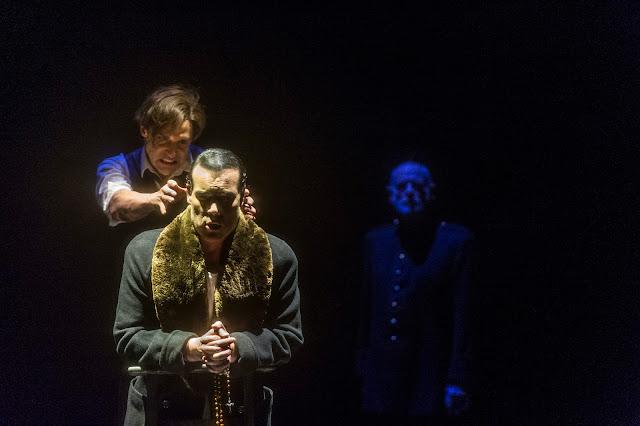 Ambroise Thomas: Hamlet - Opera2Day - Quirijn de Lang, Martijn Sanders, Joop Keesmat (Photo  Ben van Duin)